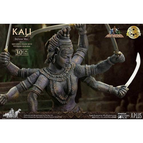 Star Ace Ray Harryhausen: 100th Anniversary Series - Kali Deluxe Version Diorama Statue