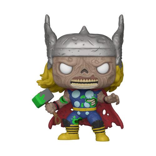 FUNKO Pop! Marvel: Marvel Zombies - Thor