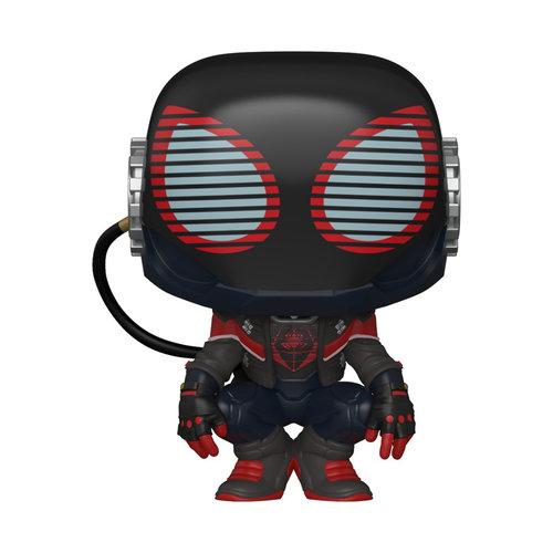 FUNKO Pop! Games: Spider-Man Miles Morales - 2020 Suit