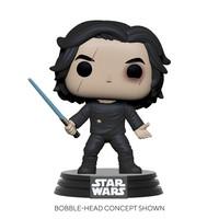 Pop! Star Wars: The Rise of Skywalker - Ben Solo with Blue Saber