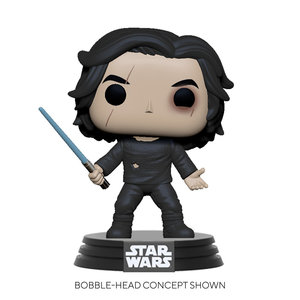 FUNKO Pop! Star Wars: The Rise of Skywalker - Ben Solo with Blue Saber