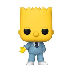 FUNKO Pop! Cartoons: The Simpsons - Mafia Bart