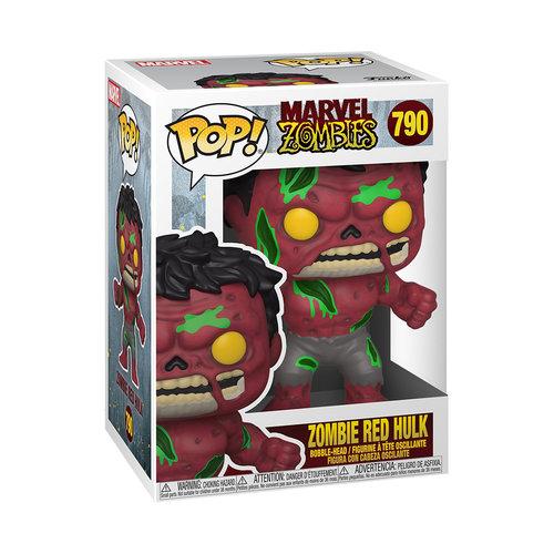FUNKO Pop! Marvel: Marvel Zombies - Red Hulk