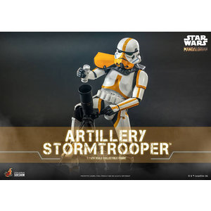 Hot toys Star Wars: Artillery Stormtrooper 1:6 Scale Figure