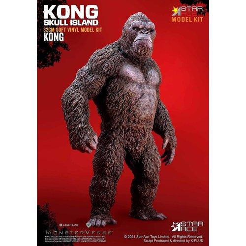 Star Ace Kong Skull Island: Kong Soft Vinyl Model Kit