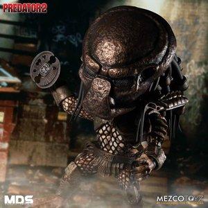 Mezcotoys Predator 1987: MDS Predator Deluxe City Hunter 6 inch Action Figure
