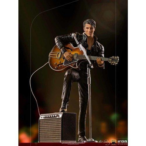 Iron Studios Elvis Presley: Elvis 1968 Comeback Deluxe Art Scale 1:10 Statue