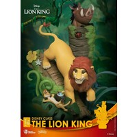 Disney: Lion King - Lion King Closed Box Diorama
