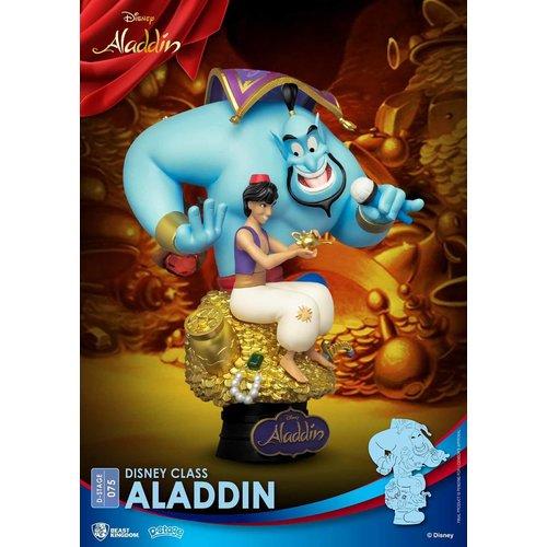 Beast Kingdom Disney: Aladdin - Aladdin Standard Version Diorama