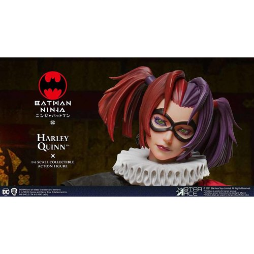 Star Ace DC Comics: Batman Ninja Movie - Harley Quinn 1:6 Scale Figure