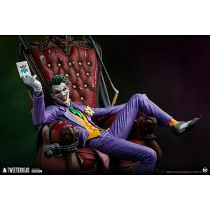 Sideshow Toys DC Comics: The Joker Deluxe Maquette