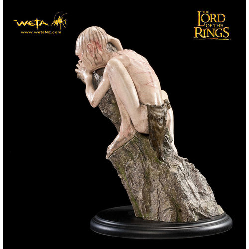 WETA Workshops Lord of the Rings Mini Statue Gollum 15 cm