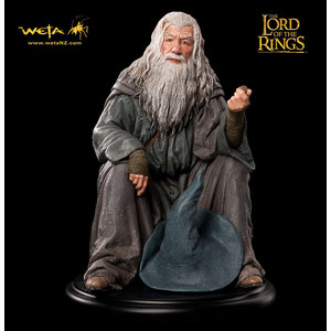 WETA Workshops Lord of the Rings Mini Statue Gandalf 15 cm