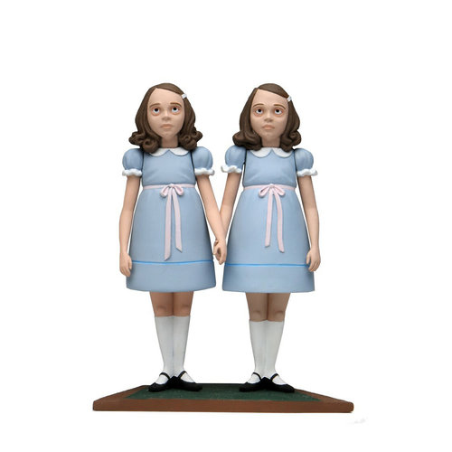 NECA The Shining: Toony Terrors - The Grady Twins 6 inch Action Figure 2-Pack