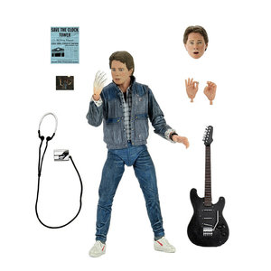 NECA Back to the Future: Ultimate Audition Marty McFly 7 inch Action Figure