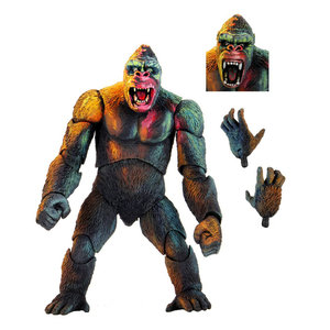 NECA King Kong: Ultimate Illustrated King Kong 7 inch Action Figure