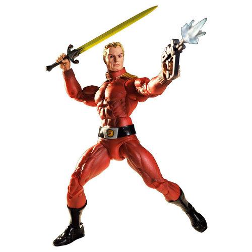 NECA Defenders of the Earth - Flash Gordon Action Figure