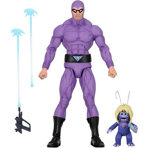 NECA Defenders of the Earth -  The Phantom Action Figure