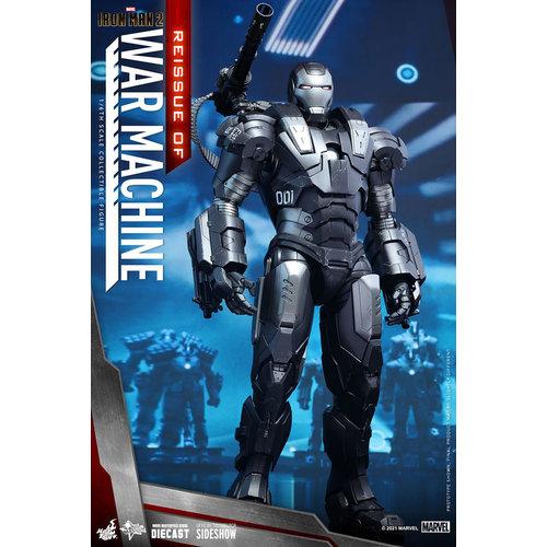 Hot toys Marvel: Iron Man 2 - War Machine 1:6 Scale Figure