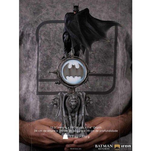 Iron Studios DC Comics: Batman Returns - Deluxe Batman 1:10 Scale Statue