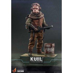 Hot toys Star Wars: Kuiil 1:6 Scale Figure