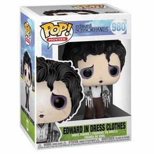 FUNKO Pop! Movies: Edward Scissorhands - Edward in Dress Clothes