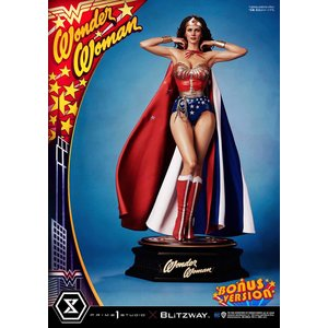 Prime 1 Studio DC Comics: Wonder Woman 1975 Series - Wonder Woman Bonus Version 1:3 Scale Statue