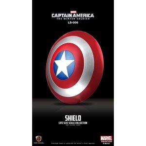 Beast Kingdom Marvel: Captain America Winter Soldier - Vibranium Shield Life Sized Replica