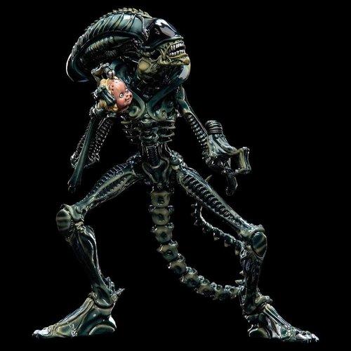 WETA Workshops Aliens Mini Epics Vinyl Figure Xenomorph Warrior Limited Edition 18 cm