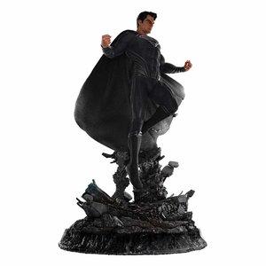 WETA Workshops Zack Snyder's Justice League Statue 1/4 Superman Black Suit 65 cm
