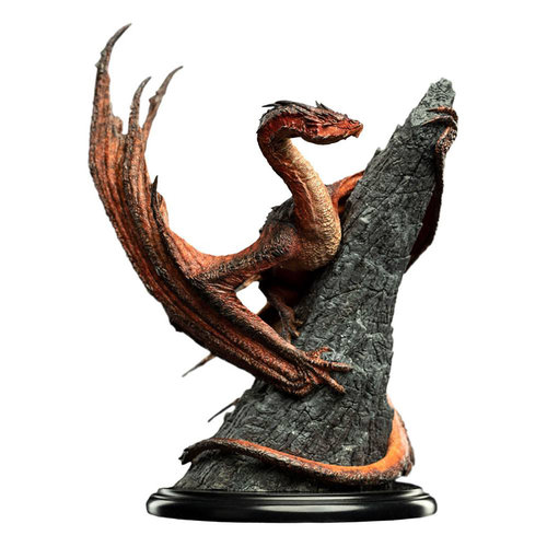 WETA Workshops The Hobbit Trilogy Statue Smaug the Magnificent 20 cm