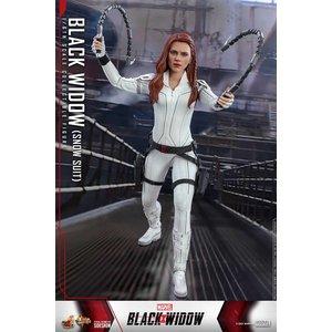 Hot toys Marvel: Black Widow - Black Widow Snow Suit 1:6 Scale Figure