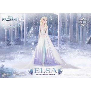 Beast Kingdom Disney: Frozen 2 - Master Craft Elsa Statue