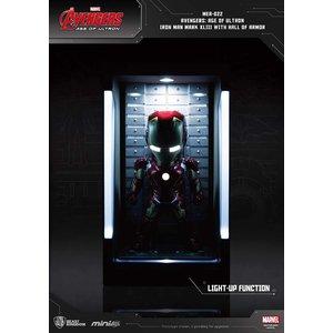 Beast Kingdom Marvel: Avengers Age of Ultron - Iron Man Mark XLIII with Hall of Armor
