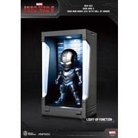 Marvel: Iron Man 3 - Iron Man Mark XXX with Hall of Armor
