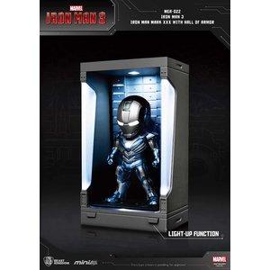 Beast Kingdom Marvel: Iron Man 3 - Iron Man Mark XXX with Hall of Armor