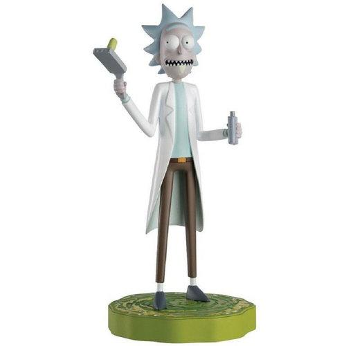 eaglemoss Rick and Morty: Rick Sanchez 1:16 Scale Figurine