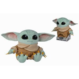 Simba Toys Star Wars: The Mandalorian - The Child 30 cm Poseable Plush