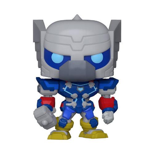 FUNKO Pop! Marvel: Marvel Mech - Thor