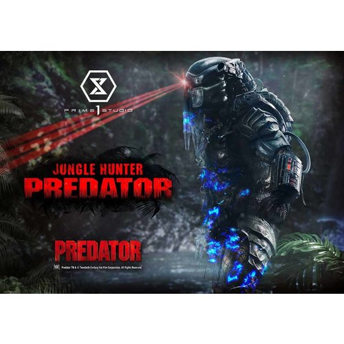 Prime 1 Studio Predator: Jungle Hunter Predator 1:3 Scale Statue
