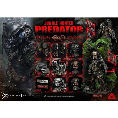 Prime 1 Studio Predator: Deluxe Jungle Hunter Predator 1:3 Scale Statue