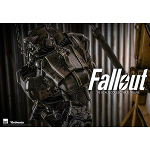 Three A Toys Fallout: T60 Camouflage Power Armor 1:6 Scale Figure