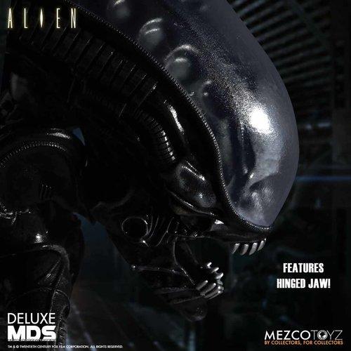 Mezcotoys Alien: MDS Deluxe Alien 7 inch Action Figure