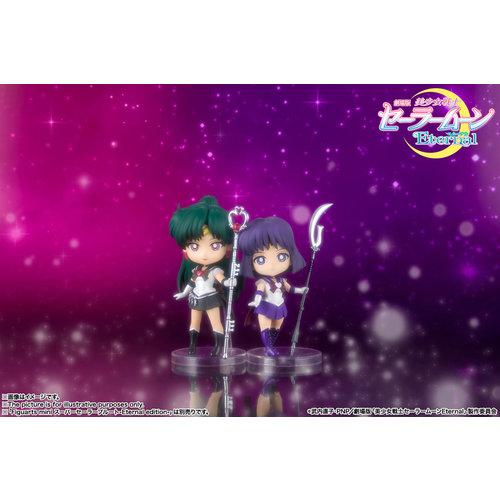 Bandai Tamashii Nations Figuarts mini Super Sailor Saturn -Eternal Edition (Sailor Moon)