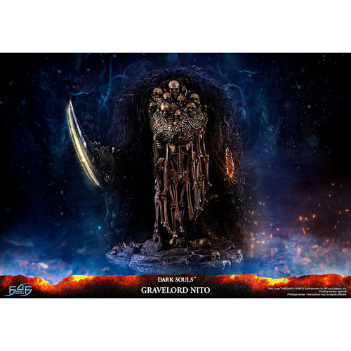 First 4 Figures Dark Souls: Gravelord Nito Statue