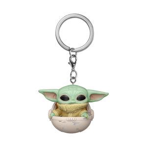 FUNKO Pocket Pop! Keychain: Star Wars The Mandalorian - The Child in Pram