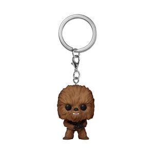 FUNKO Pocket Pop! Keychain: Star Wars - Chewbacca