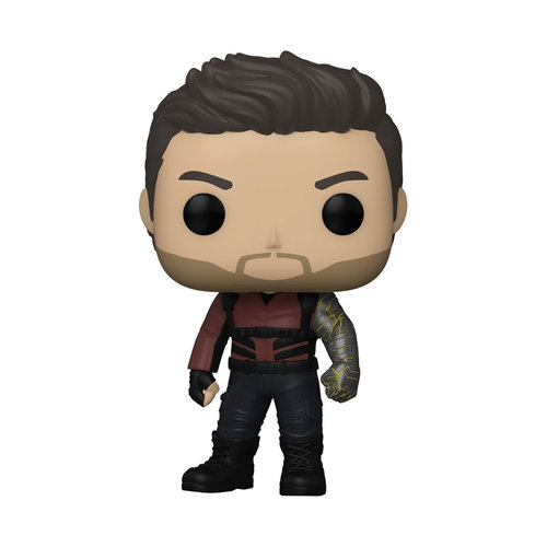 FUNKO Pop! Marvel: The Falcon and the Winter Soldier - Winter Soldier Zone 73