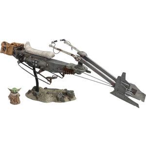 Hot toys Star Wars: The Mandalorian - Swoop Bike 1:6 Scale Replica