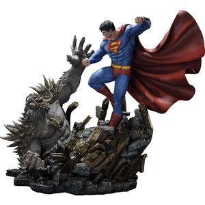 Prime 1 Studio DC Comics: Superman vs Doomsday Concept Design 1:3 Scale Statue